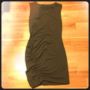 Express asymmetric dress